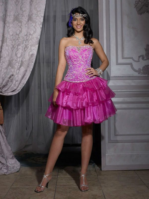 Hot sale quinceanera dresses with detachable skirt | detachable ...