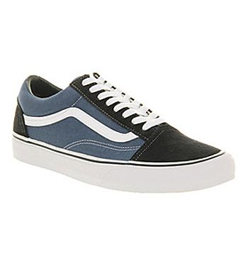 Skool Navy Sports Old Pinterest Vans Shoes Unisex E5wqxIp