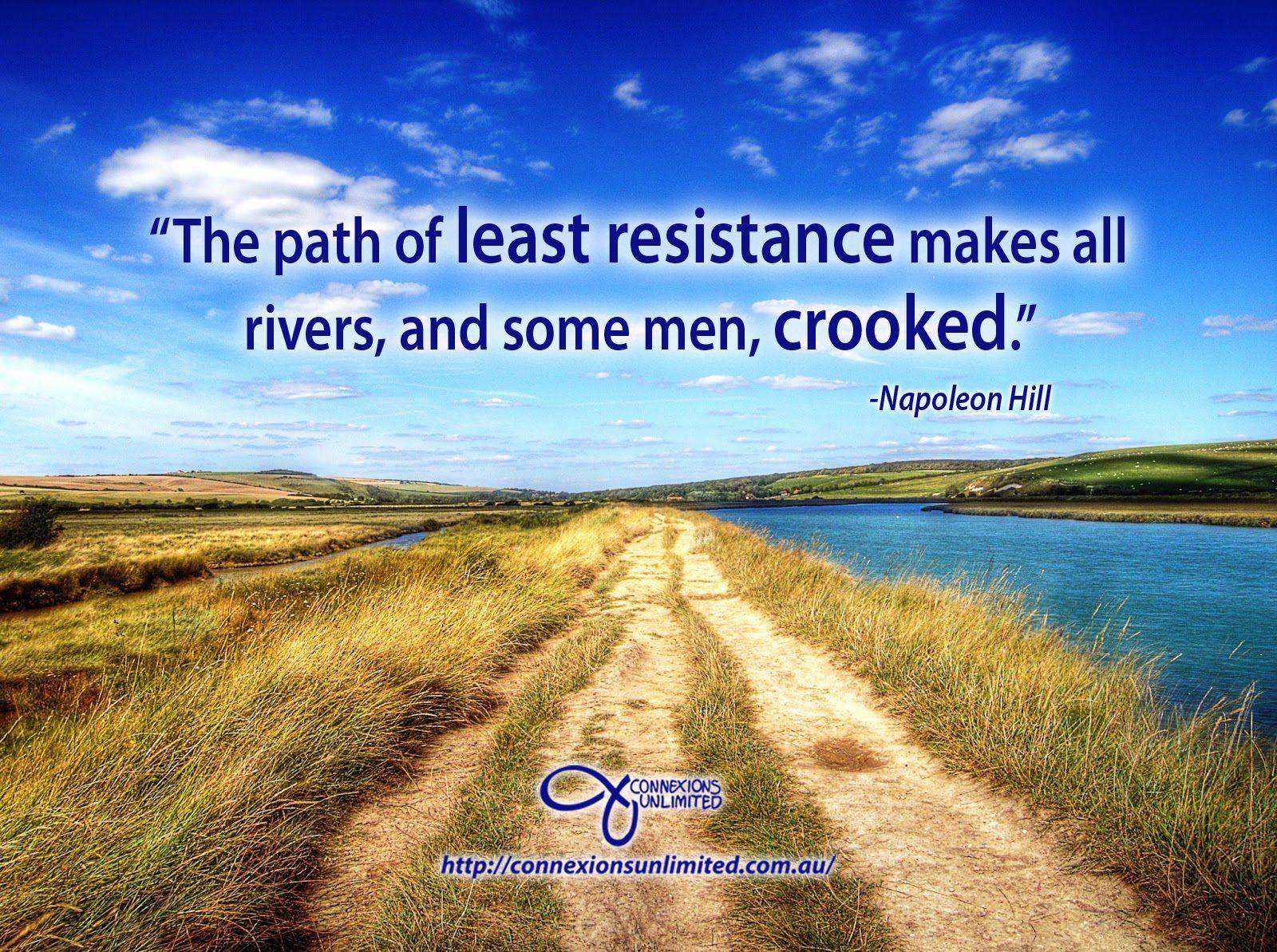 The Path....