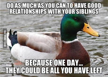 This goes out to anyone who treats their brothers/sisters poorly.