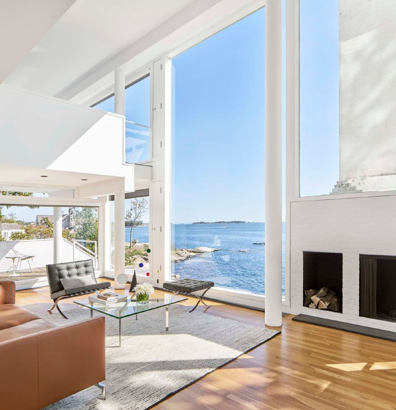 Richard meier reflects on the 50th anniversary of smith house