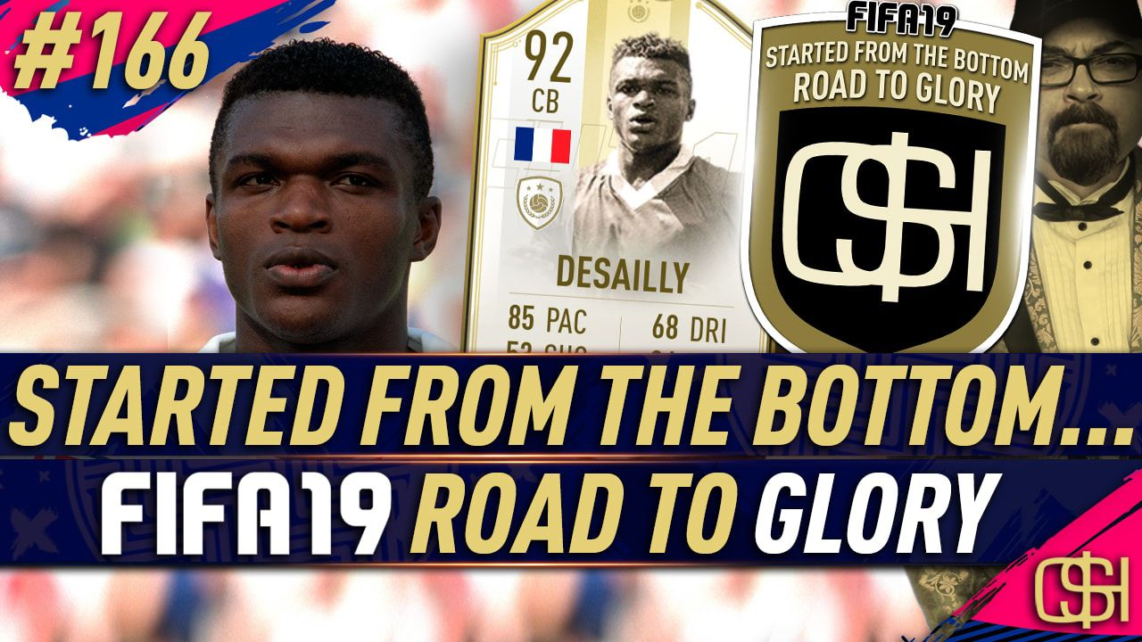 COMPLETING 92 DESAILLY PRIME ICON MOMENTS SBC CHEAPLY