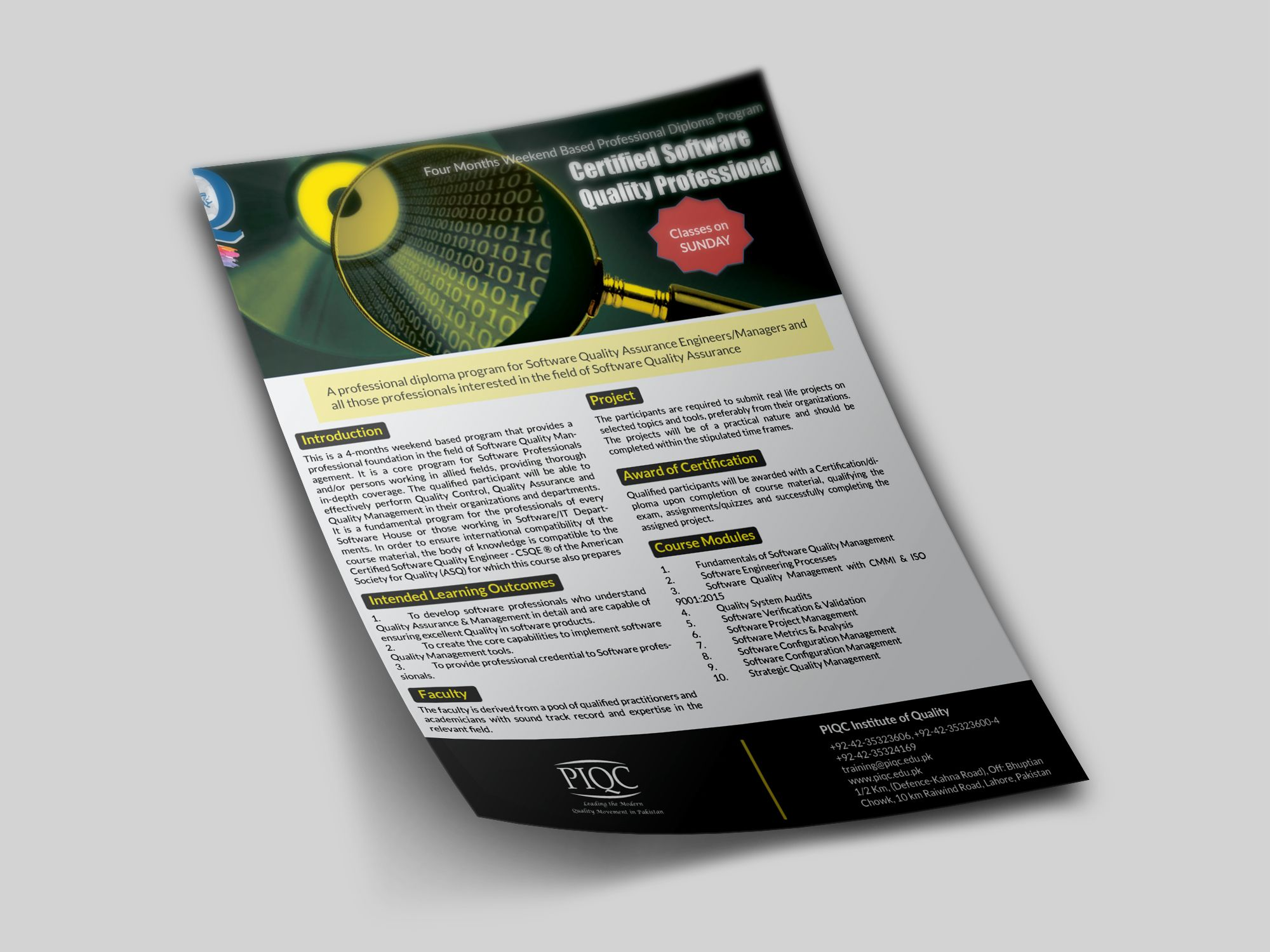 Check Out My Behance Project For Old Client But New Flyer