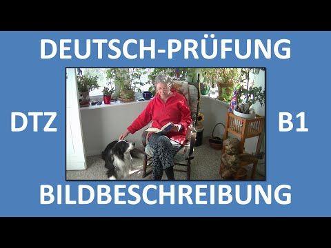 Deutsch lernen: B1-Prüfung (DTZ) -- mündliche Prüfung