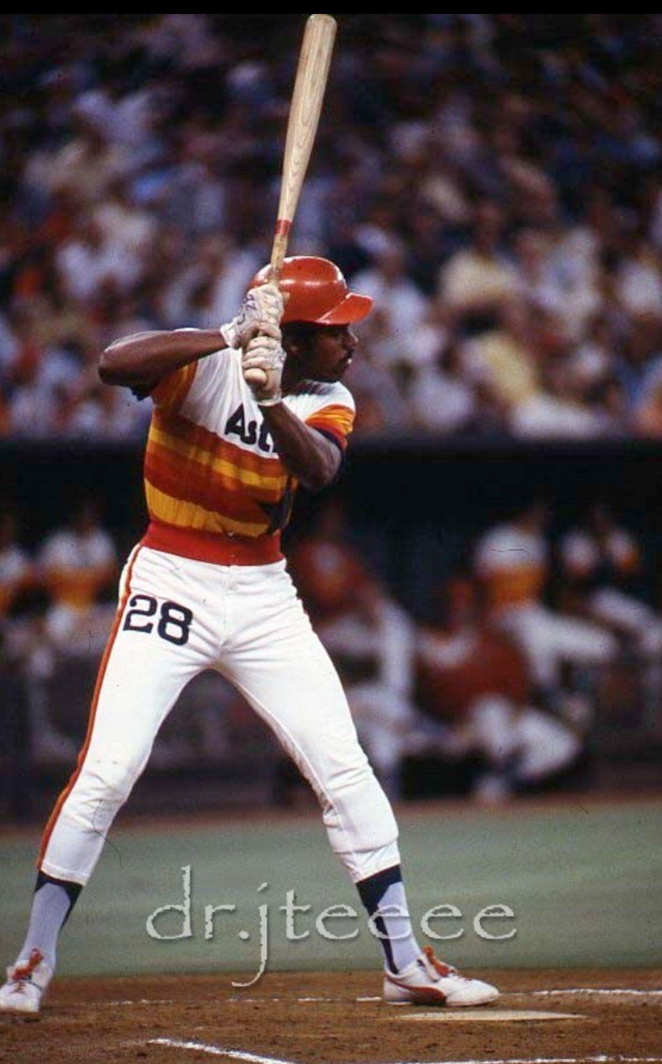 Cesar Cedeno Houston Astros Houston astros baseball