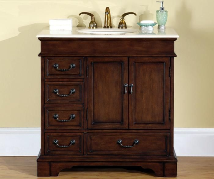 hyp 0212 36 bathroom vanities single sink vanity under mount sink rh pinterest com 36 bathroom vanities with tops 36 bathroom vanities without tops