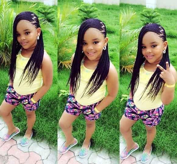 Prime 1000 Images About Kids Hairstyles On Pinterest Cornrows Kid Short Hairstyles For Black Women Fulllsitofus