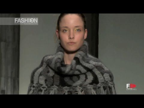 LAURA BIAGIOTTI Milan Fashion Week Fall 2015 by Fashion Channel