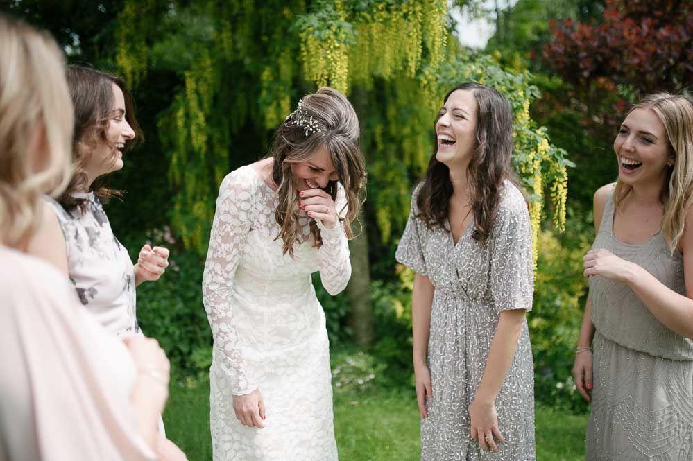 Mis-match Bridesmaid Dresses | Andrew Brannan Photography | PapaKåta Sperry Tent…