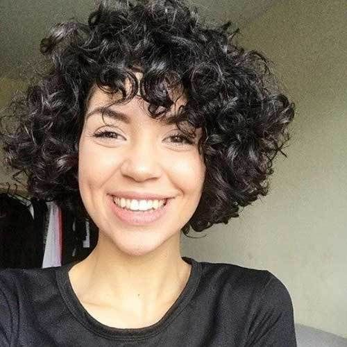 20 Latest Short Curly Hairstyles Short Curly Hair Short Curly Haircuts Haircuts For Curly Hair
