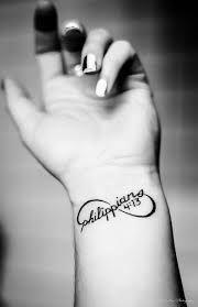 Philippians 4 13 Tattoo Wrist