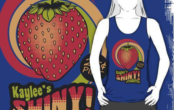 Shiny Berries by monochromefrog
