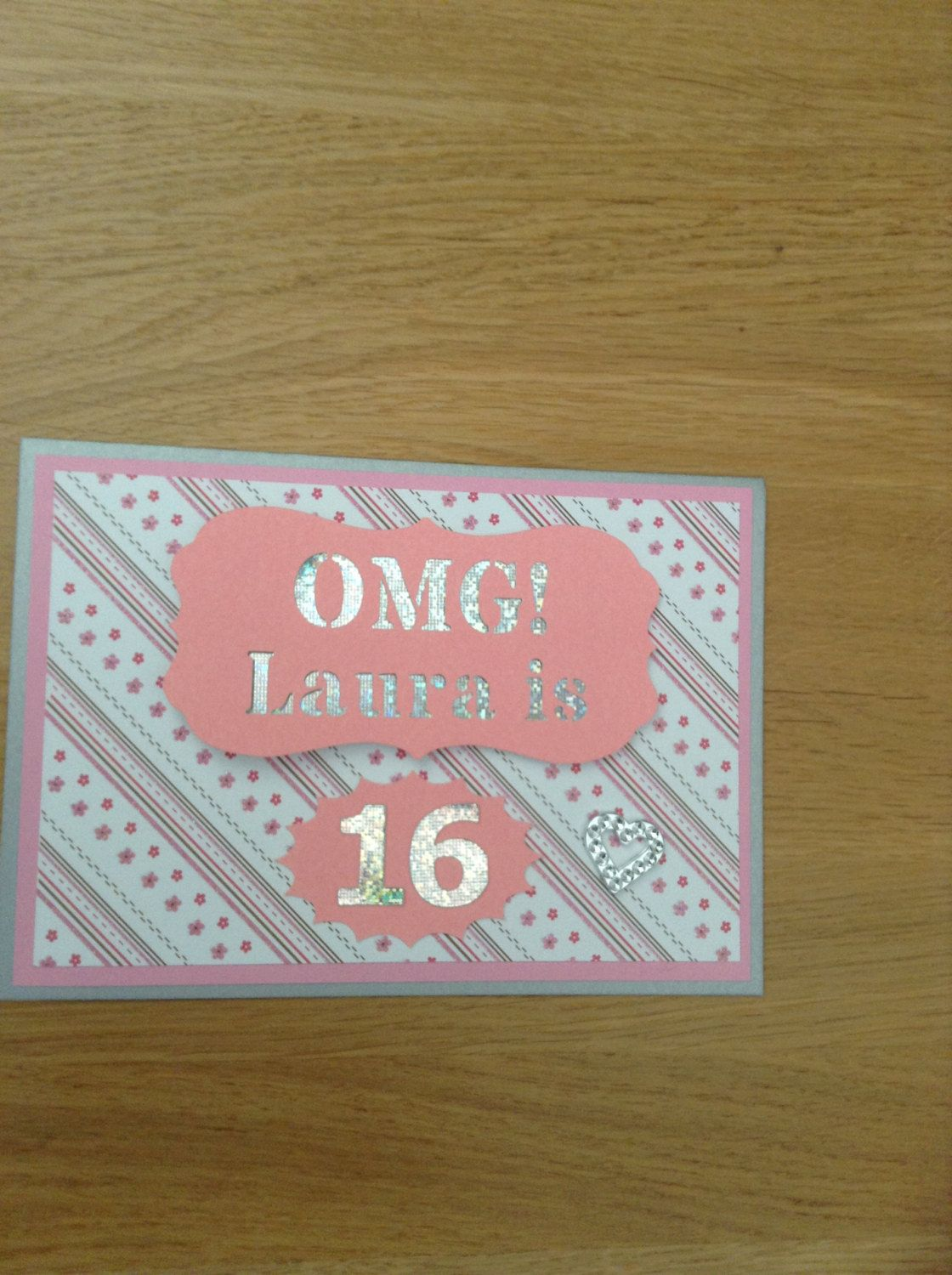 A Personal Favourite From My Etsy Shop Uk Listing 286970685 Omg Someone Is 16 18 21 30 40 Customised