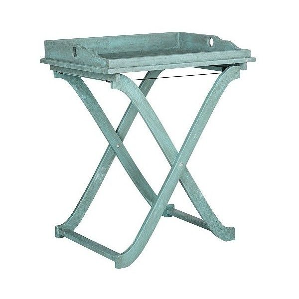 Covina Square Tray Table ($170) ❤ liked on Polyvore featuring home, outdoors, patio furniture, outdoor tables, beach house blue, safavieh outdoor furniture, outdoor patio furniture, outdoor garden furniture, acacia outdoor furniture and outdoor furniture