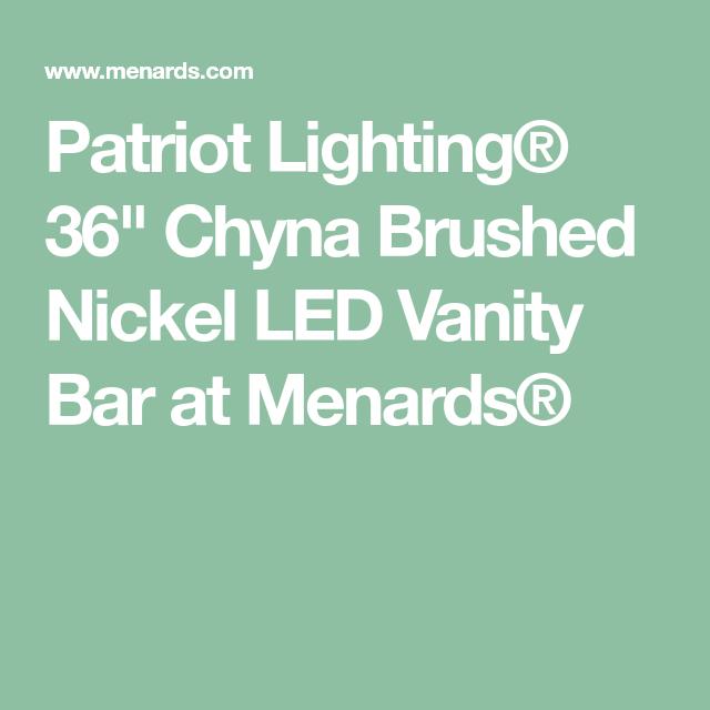 Patriot Lighting® 36\