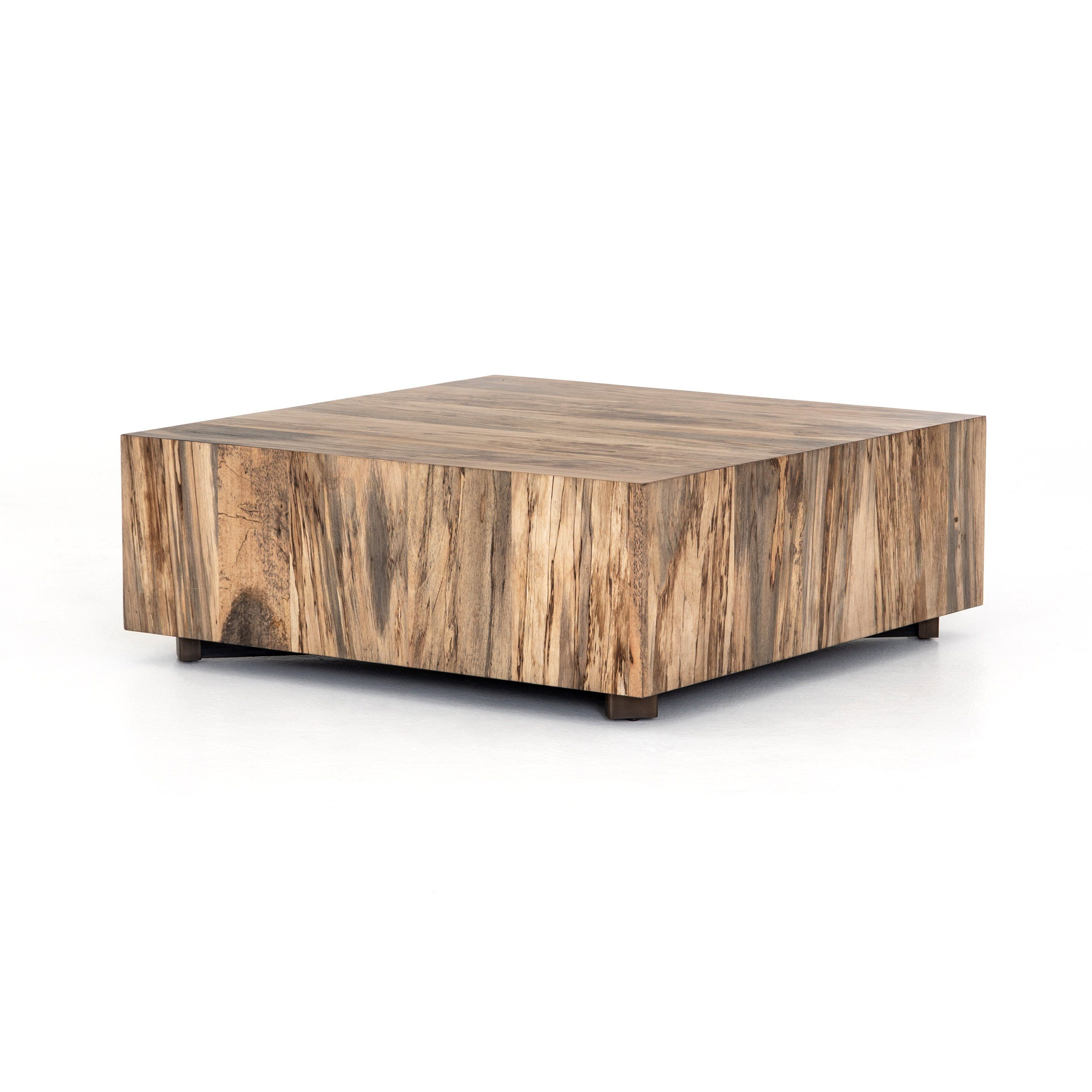 Hudson Square Coffee Table In 2021 Cube Coffee Table Coffee Table Wood Coffee Table [ 2880 x 2880 Pixel ]