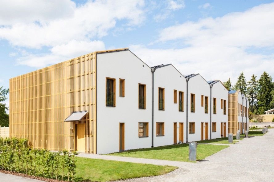 Solar-powered Swedish homes produce at least as much energy as they ...