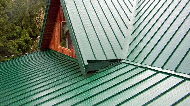 how to install metal roofing for your house with your own hands - How To Install A Metal Roof