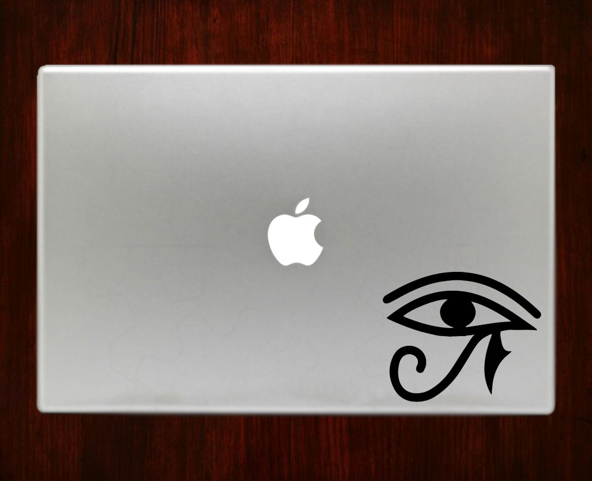 Air Decal for MacBook Snake Pro or Ipad