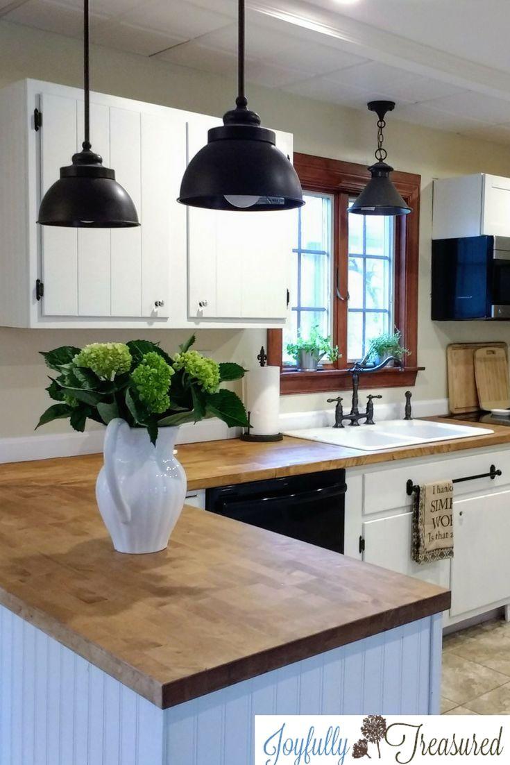 Kitchen Countertop Ideas Diy Kitchen Remodel Kitchen Remodel Farmhouse Kitchen Remodel