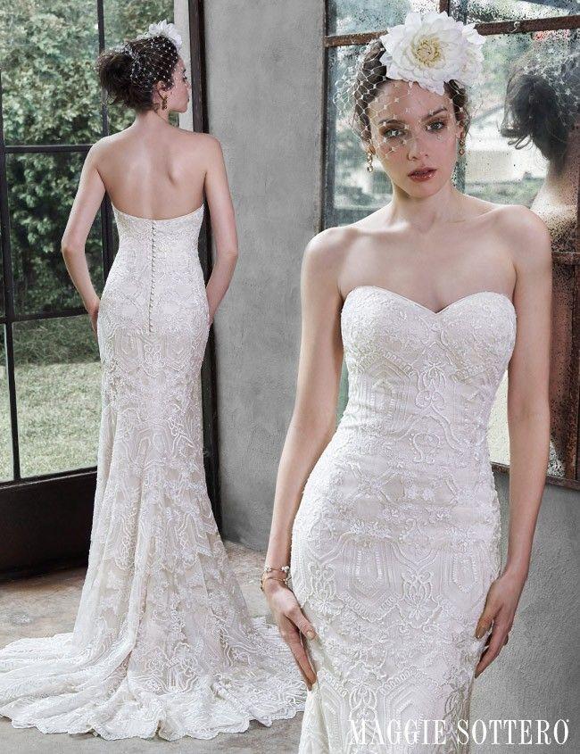 Maggie Sottero Fredrika - Debra\'s Bridal Shop at The Avenues 9365 ...