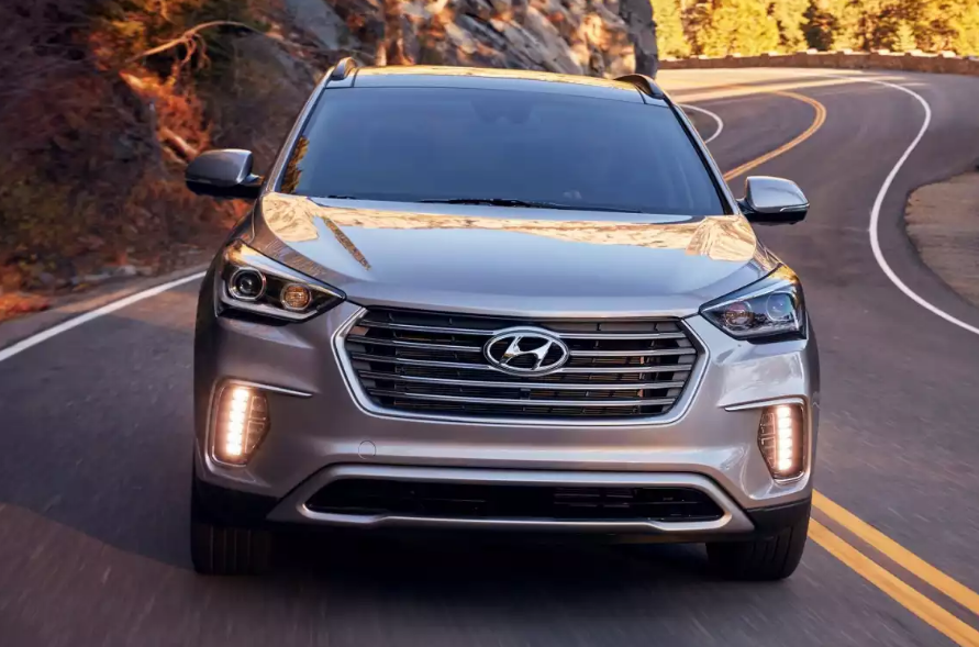2018 Hyundai Santa Fe Owners Manual – Known for the benefit