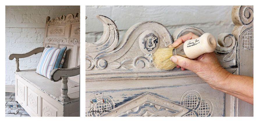 Vintage möbel weiss selber machen  Möbel streichen selber machen | wohnen | Pinterest | Selber machen ...