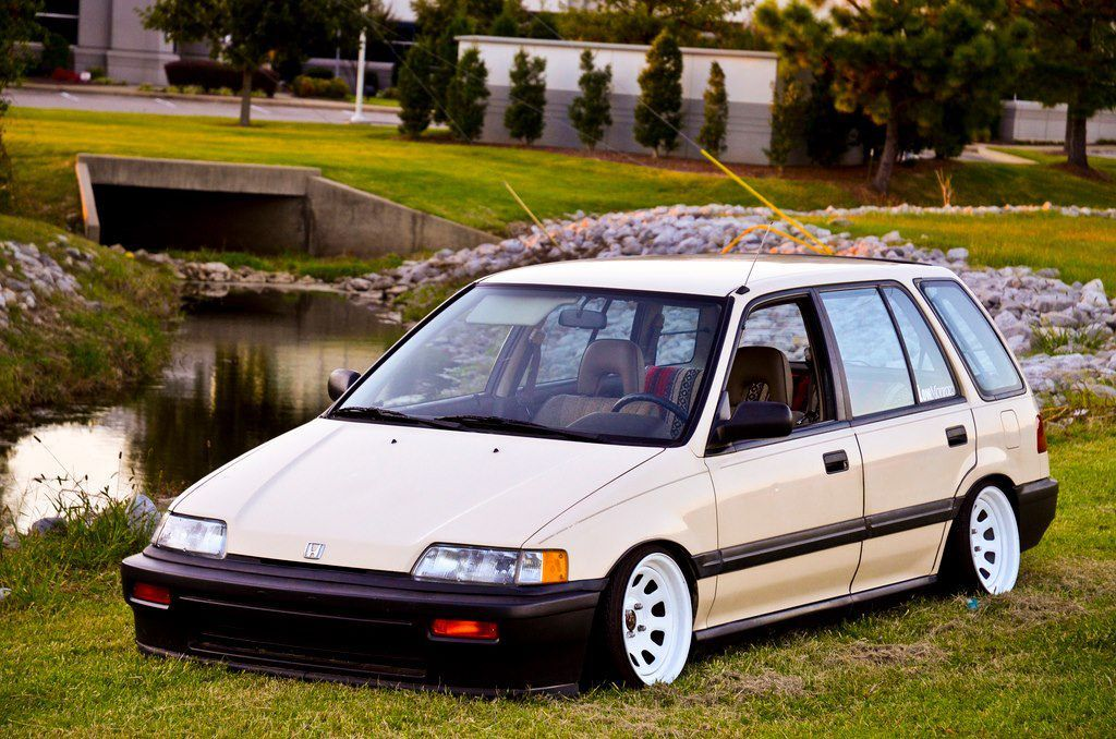 Is this old school enough, to be an Oldschool JDM? #civic ...