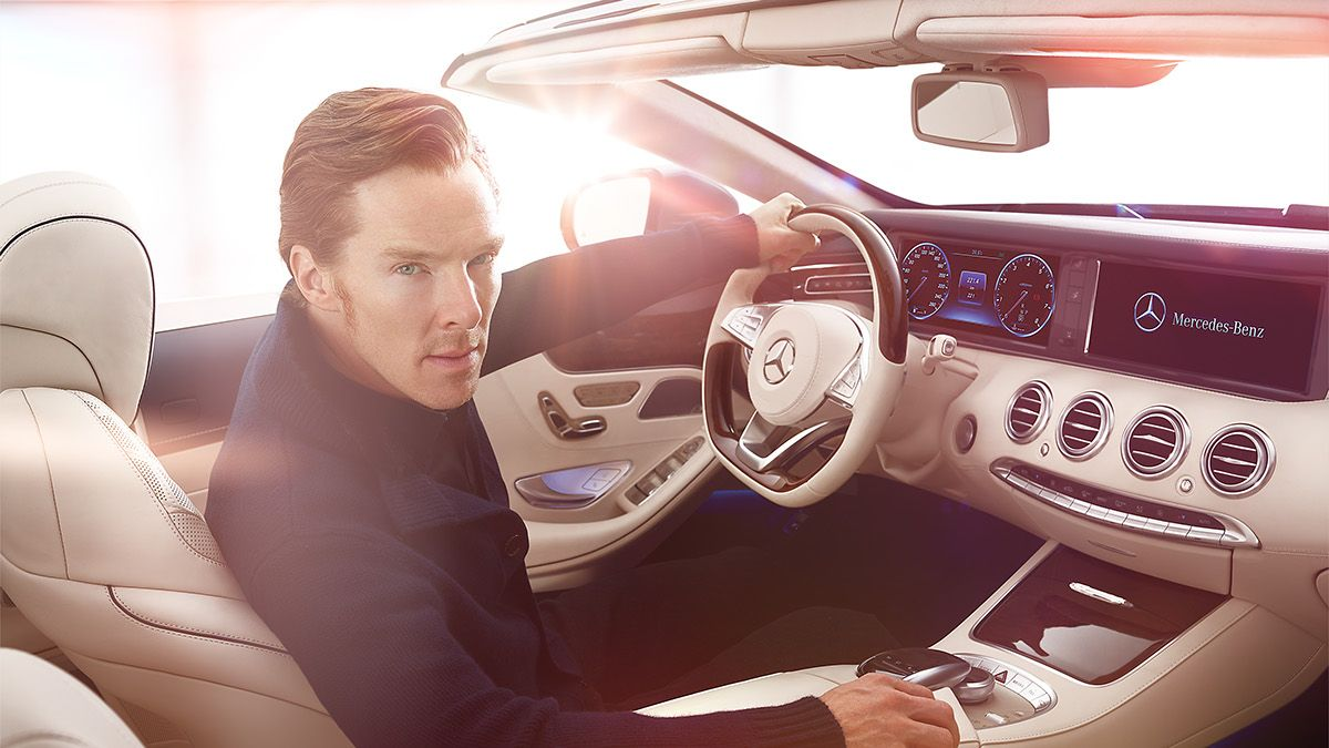 Mercedes-Benz with Rick Guest | CGI Architecture on Behance