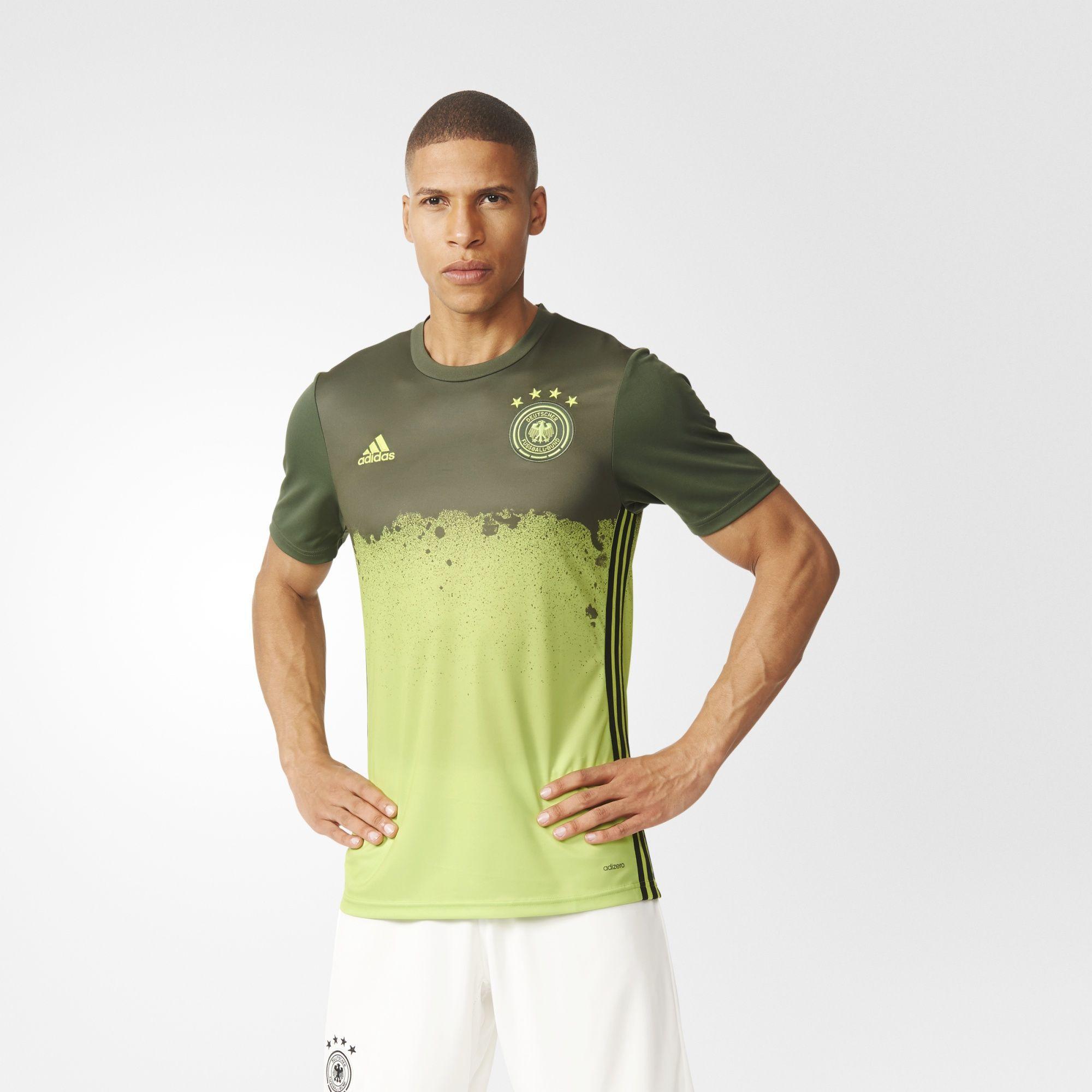 adidas - UEFA EURO 2016 DFB Pre-Match Auswärtsshirt