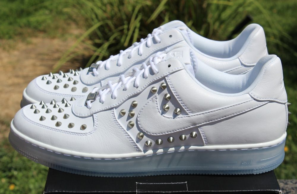 Releasing: Nike Air Force 1 Downtown Low Spike | Nike air
