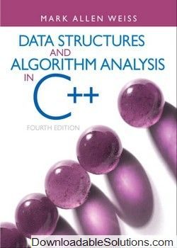 Data Structures And Algorithm Analysis In C 4th Edition Mark A