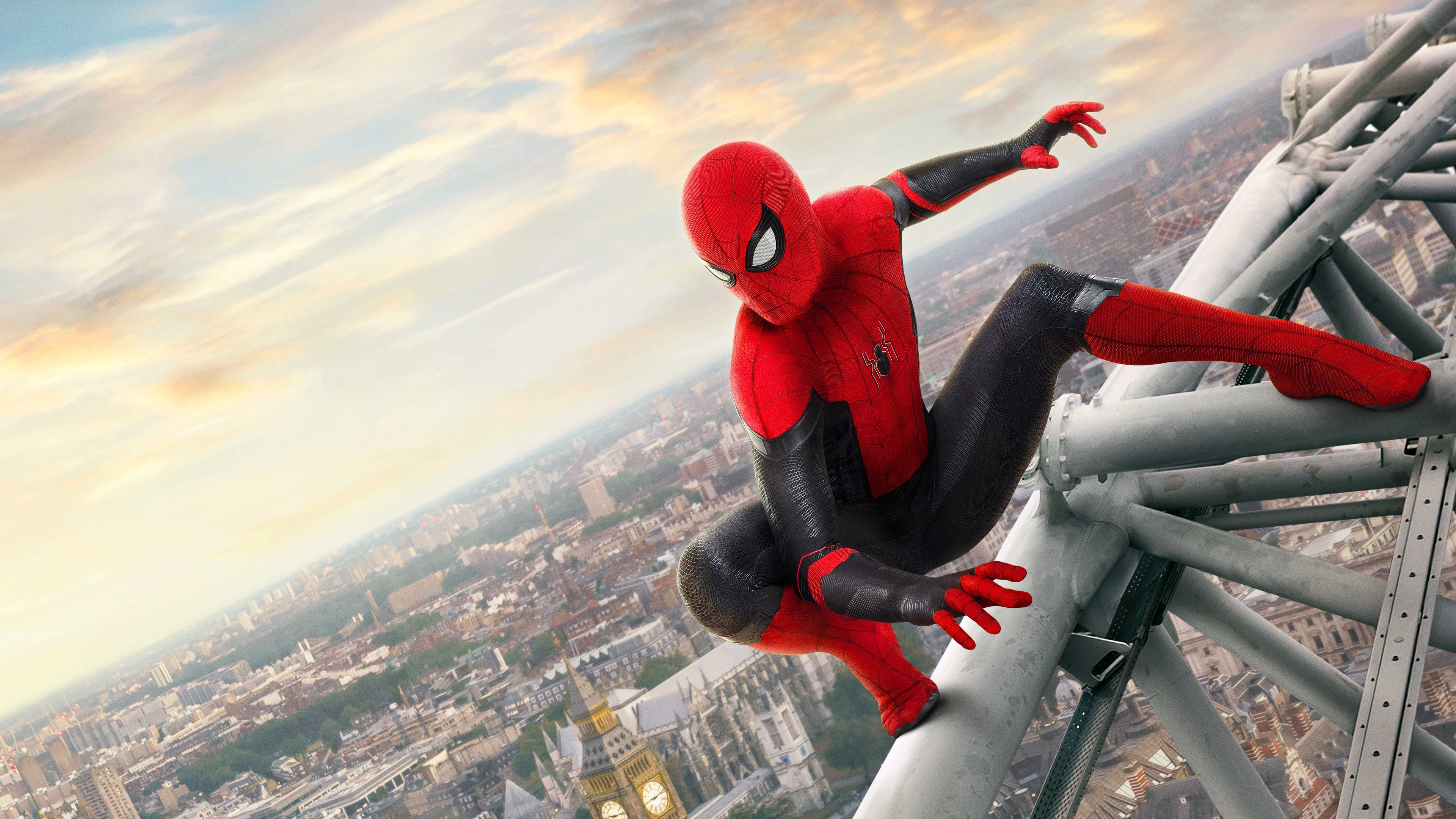 Spider Man Far From Home 2019 4k Tom Holland Wallpapers Superheroes Wallpapers Spiderman Wallpapers Spiderman F Upcoming Marvel Movies Spiderman Tom Holland