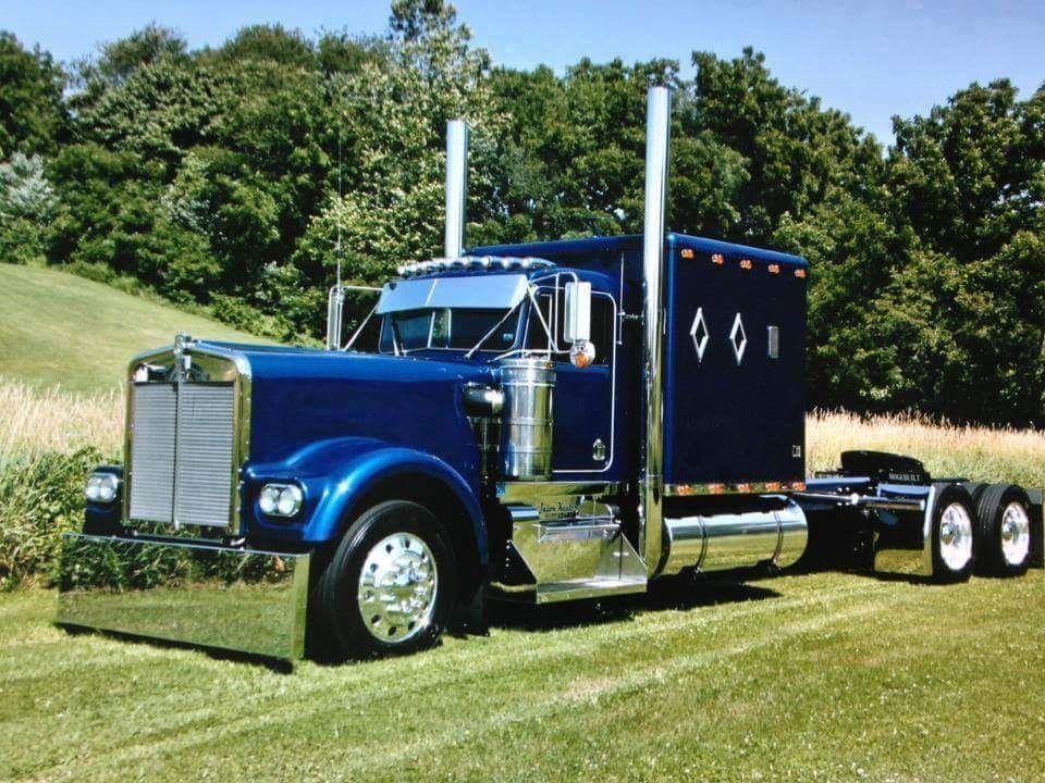 Pin by Ross C on 190 Big rig trucks, Big trucks, Custom