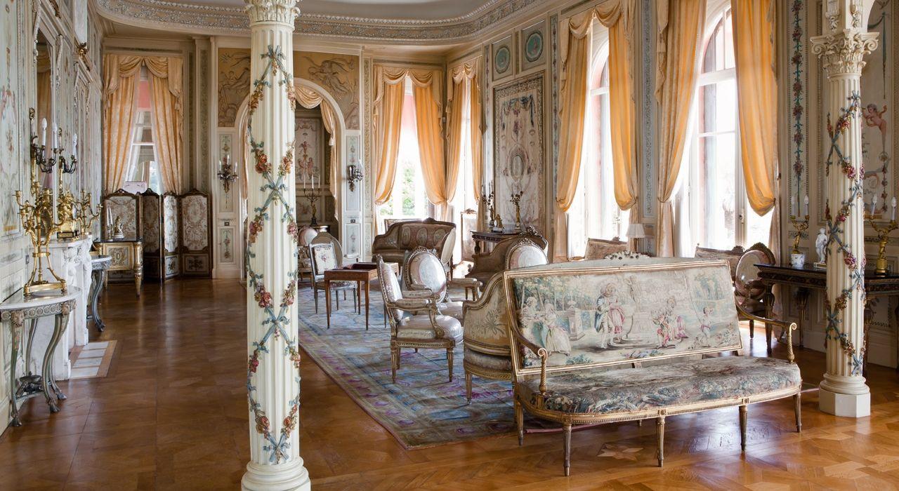 Home villa jardins ephrussi de rothschild palais de - Maison ephrussi de rothschild ...