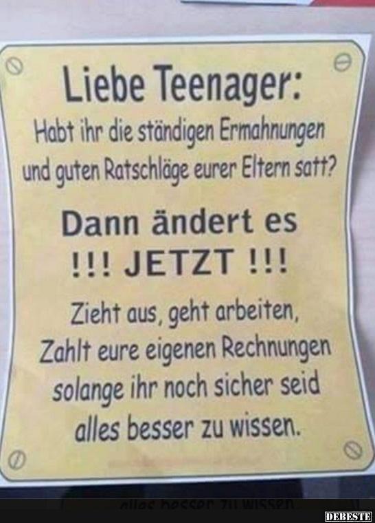 Liebe Teenager Lustige Bilder Spruche Witze Echt Lustig