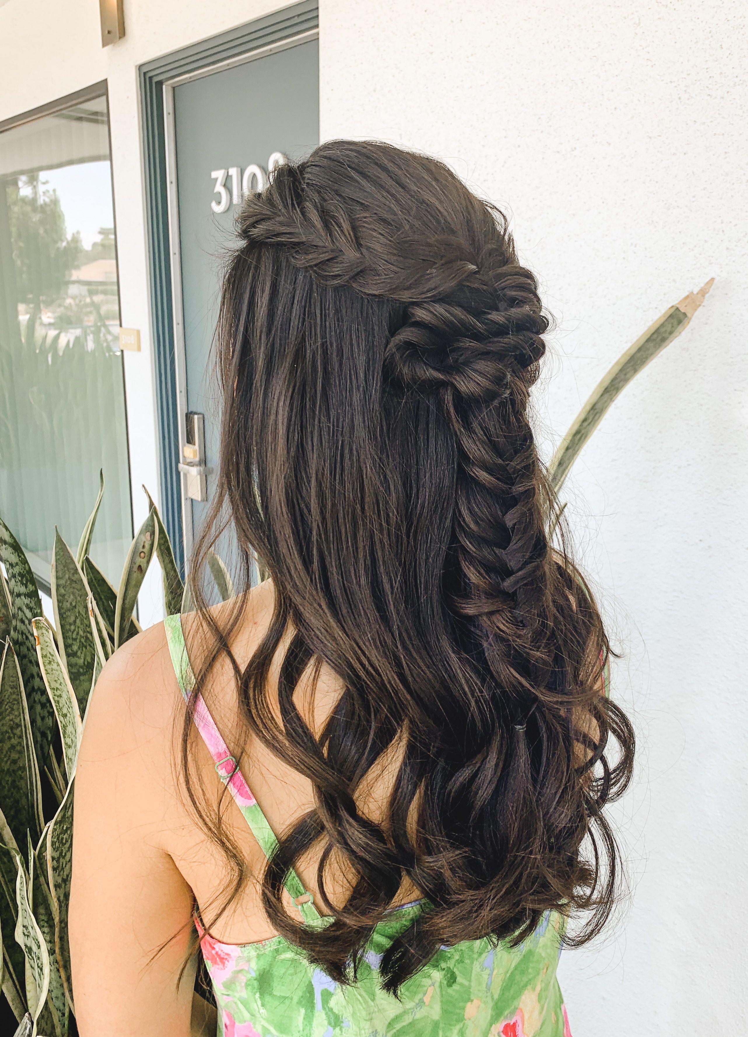 san diego bridal hairstylist | styled by jordan in 2019