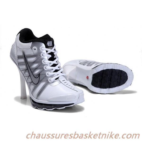 Talons Chaussures Air Max 2013 Femmes blanc Nouveau