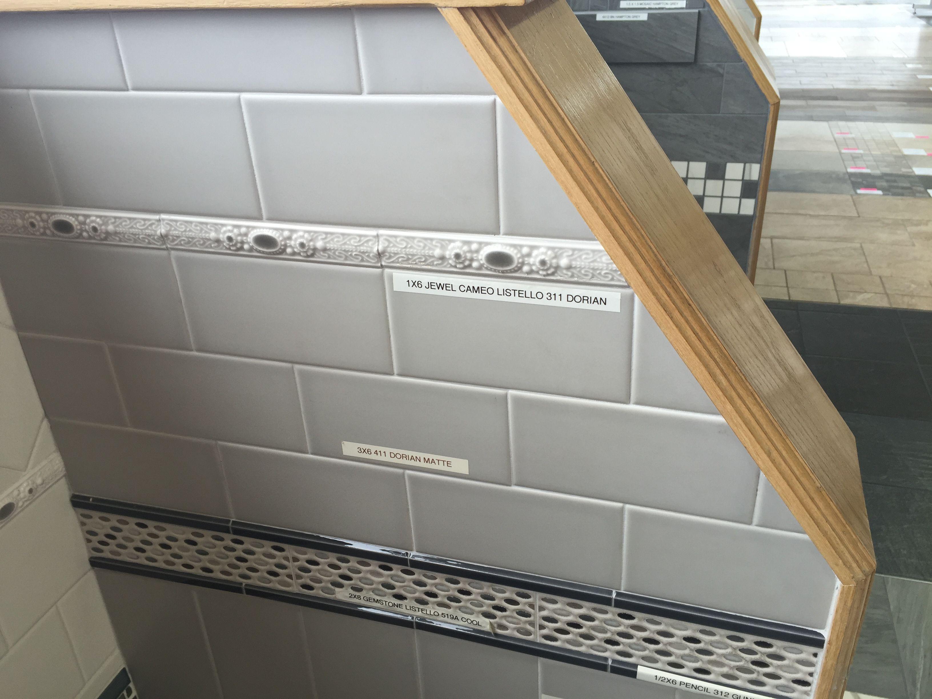 Florida Tile Streamline In Dorian Grey Matte Home