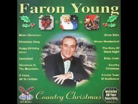 faron young the christmas song youtube - Youtube Country Christmas Songs