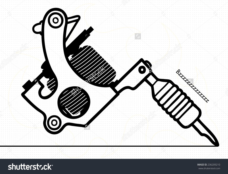 machine drawing logo