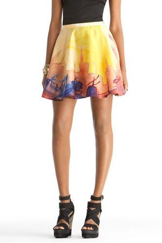 Rachel Rachel Roy The Swing Skirt