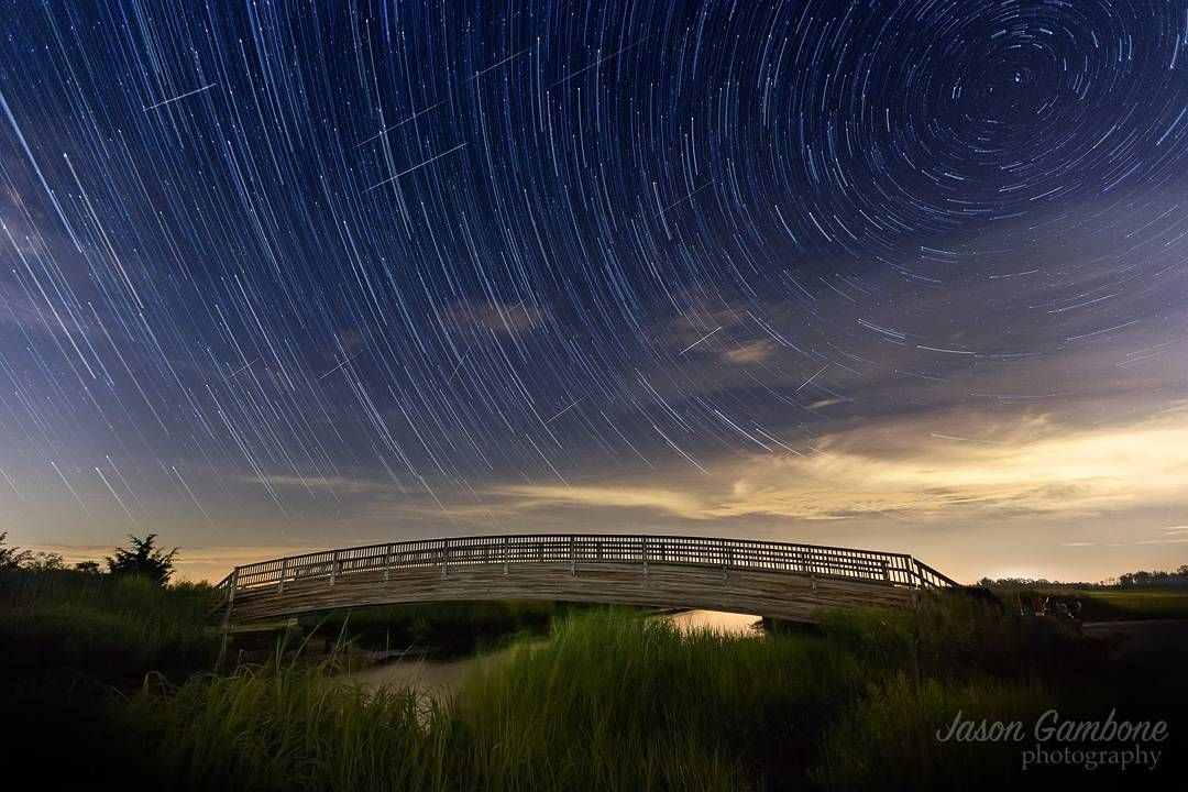 Here's another shot from last yearsPerseidmeteorshower. I