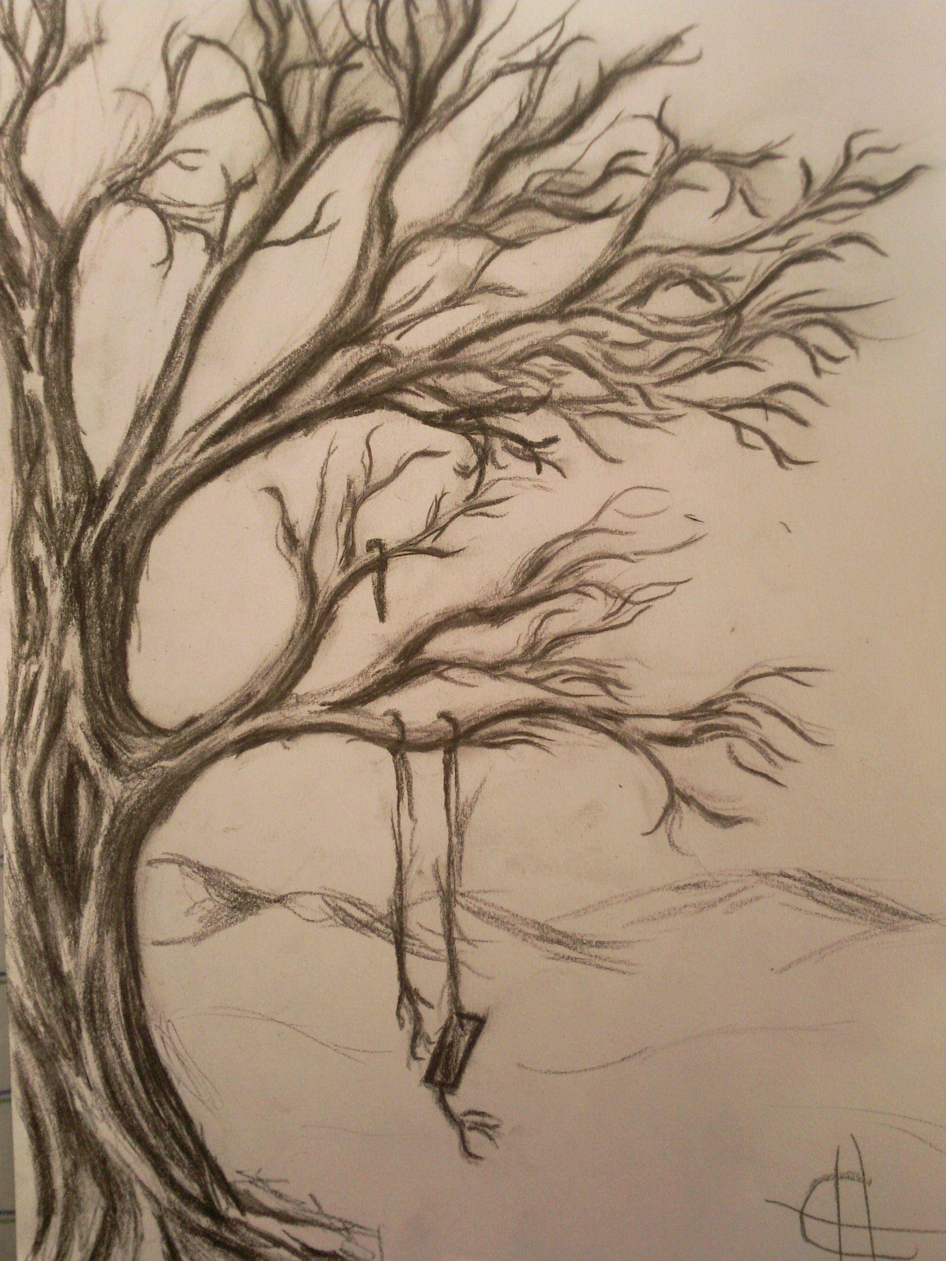 Tree Drawings Tumblr Google Search Tattoo Ideas Pinterest
