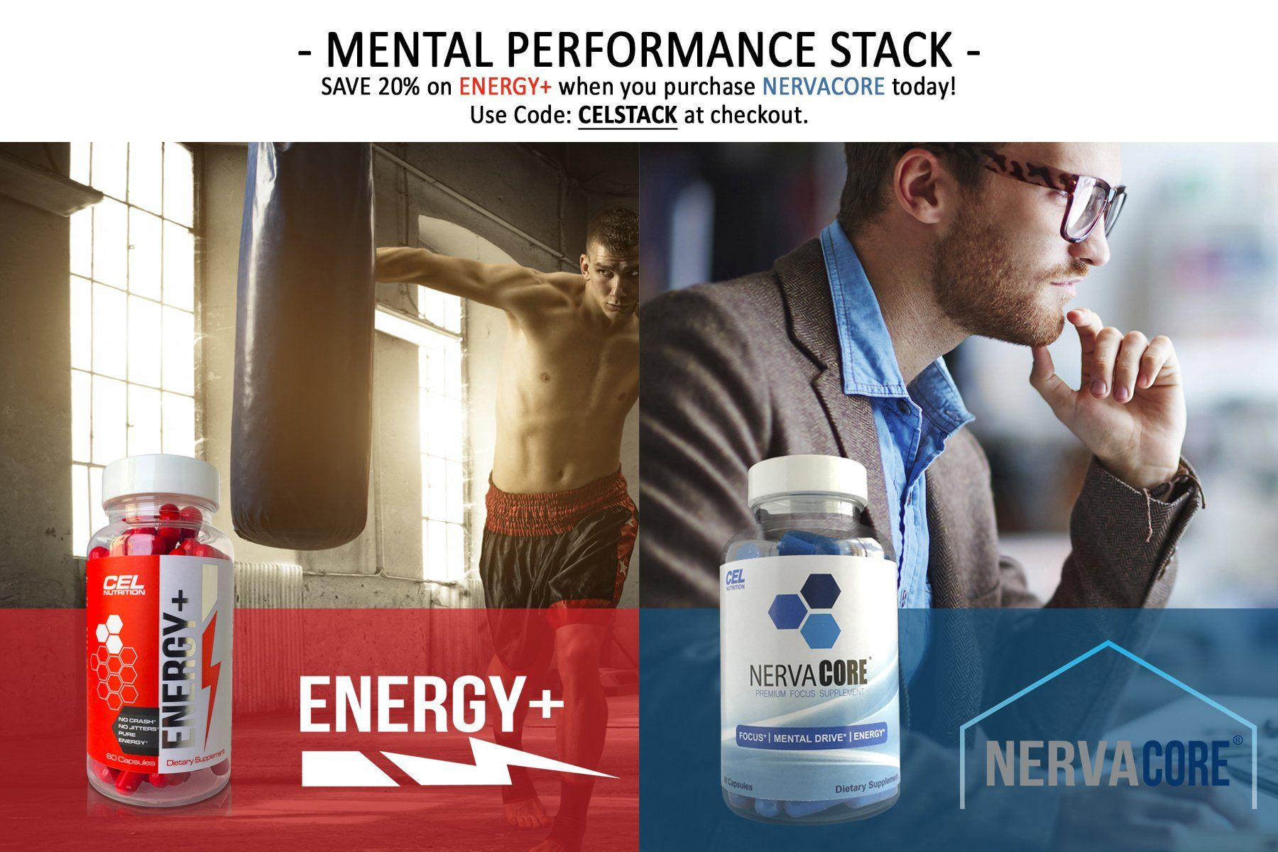 Nervacore 1 In Nootropics And Smart Drugs Natural Nootropic