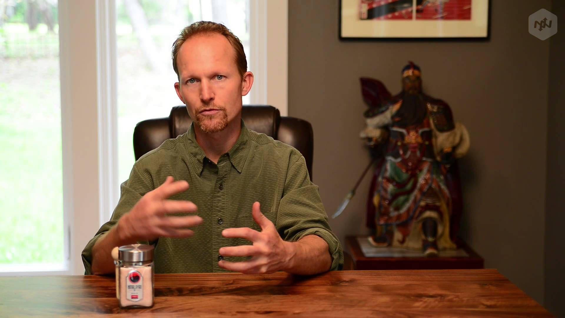 Dr. Dan Engle, MD on Himalayan Salt