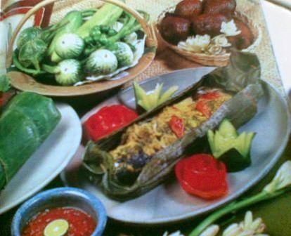 10 Masakan Sunda Masakan Makanan Makanan Jalanan