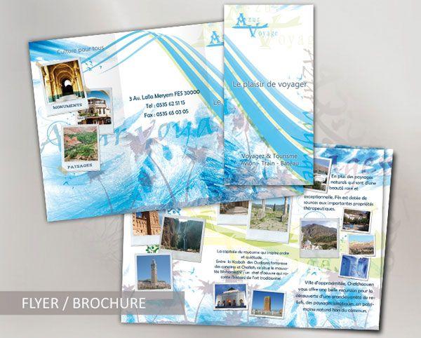 Killer Travel Brochures  Travel Agency  Travel Agency