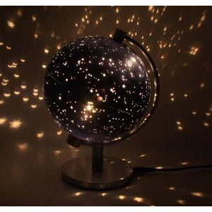 Sternenhimmel Le stellanova leuchtglobus sternenhimmel jetzt amazon
