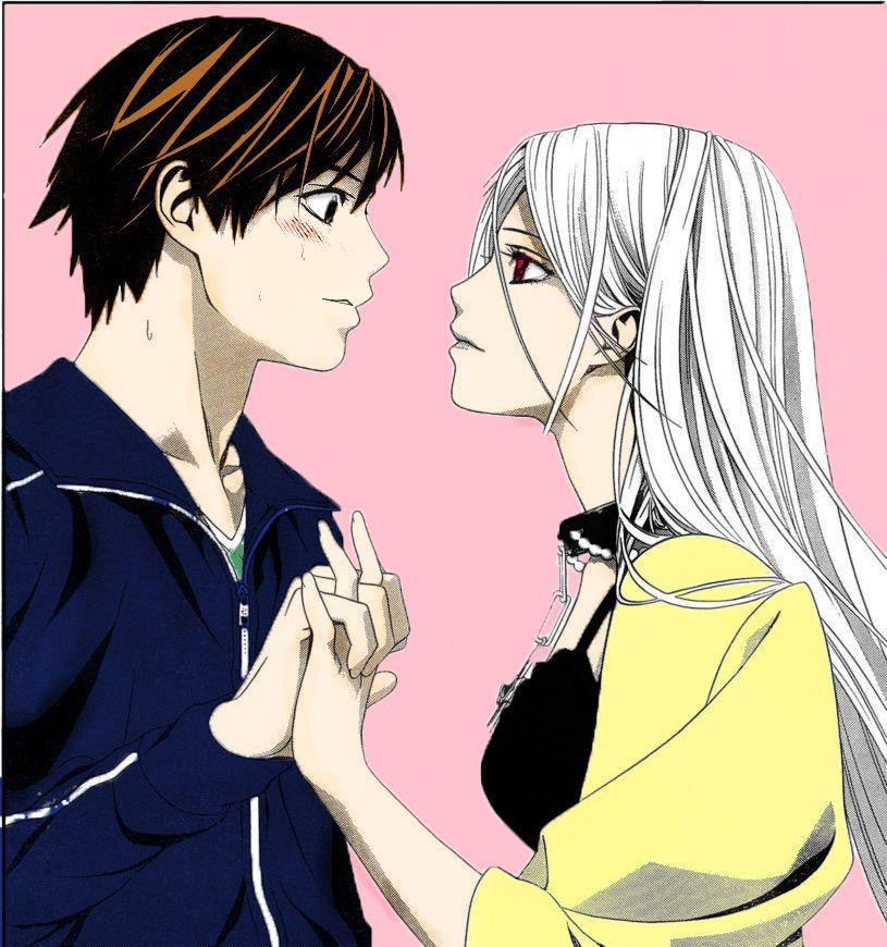 Moka X Tsukune Yahoo Search Results Yahoo Image Search Results Anime Anime Ai Desenhos